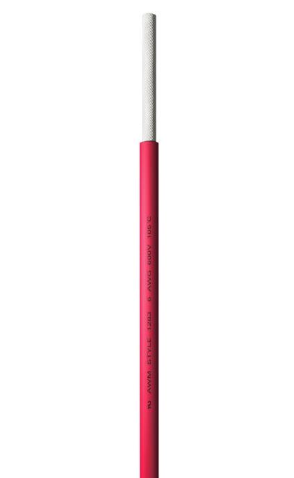 Kupferlitze approbiert UL 1283/TEW, 8,85mm²