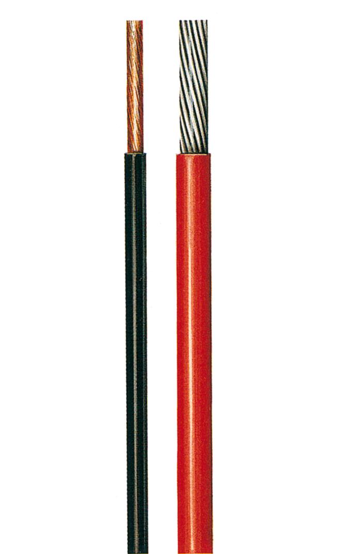Kupferschaltlitzen, verzinnt, silikonisoliert, Si-Li, 0,50mm²