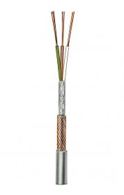 Geräteanschlussleitung/ Steuerleitung mit Gesamtabschirmung NF7 (3 x 0,11)