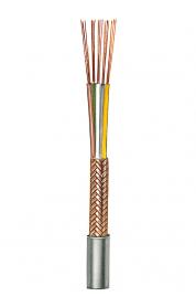 Geräteanschlussleitung/ Steuerleitung mit Gesamtabschirmung NF11 (5 x 0,14)