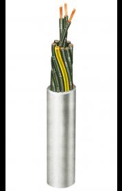 Ölbeständige Starkstrom-(500 V) Steuerleitung H05VV5-F-JZ 0,75