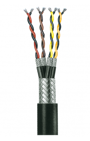 AWG-Control Cable, halogen free - Twisted Pairs Cable